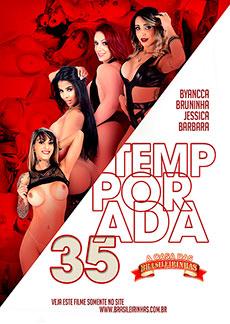 A Casa das Brasileirinhas Temporada 35
