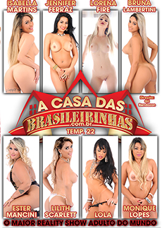 A Casa das Brasileirinhas Temporada 22