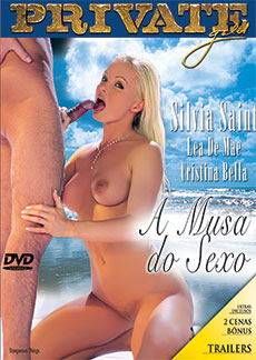 A Musa do Sexo - Silvia Saint