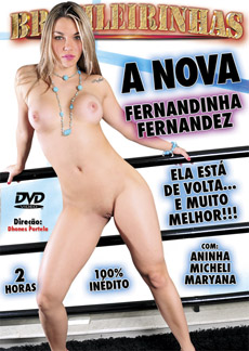 A nova Fernandinha Fernandez