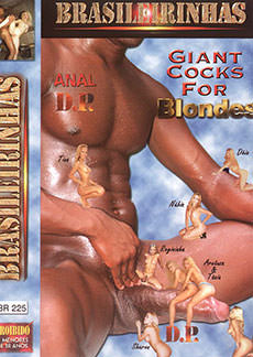 Giant Cocks for Blondes