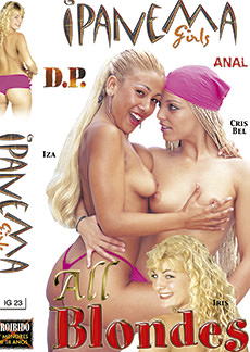 Ipanema Girls All Blondes