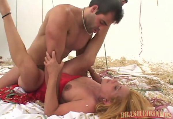 Sexo no salao com rita cadilac