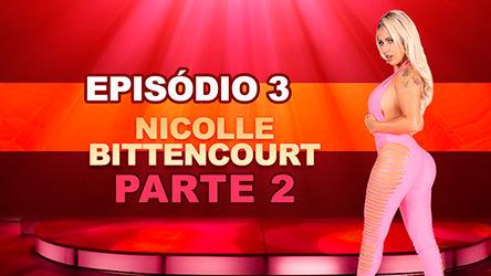 Ep 3 Parte 2 - Nicole apronta todas na Casa das Brasileirinhas