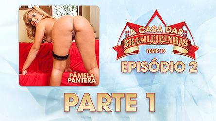 Pamela Pantera, a loira gostosa, que gosta mesmo é de foder, com óti