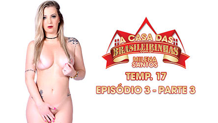 "Milena Santos com mais cenas e Making Off do filme ""Sexo Online"""