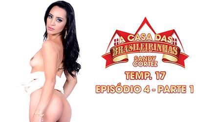 A Casa das brasileirinhas temporada 17 - cena 4 part 1