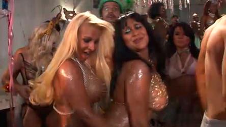 Carnaval 2008 - CENA 1