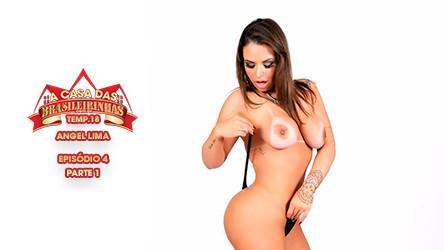 A Casa das Brasileirinhas Temporada 18 - Ep.4