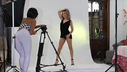 Fotografo Tarado - Cena 2