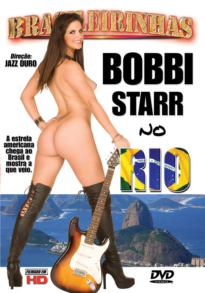 Bobbi Starr no Rio