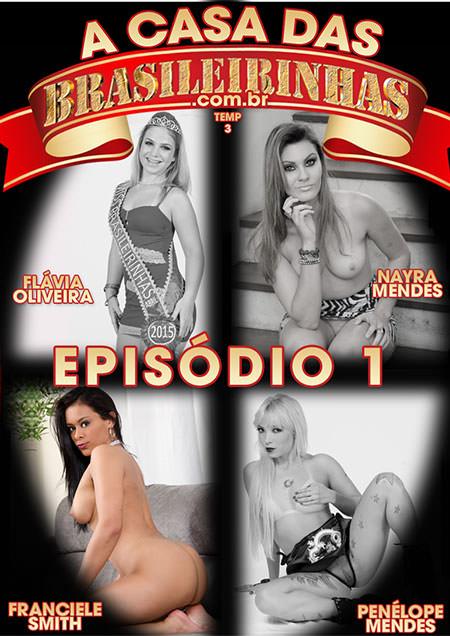 Casa das Brasileirinhas - Temporada 3