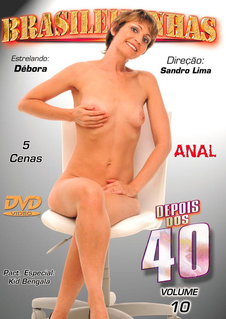 Gostosas Depois dos 40 Vol 10