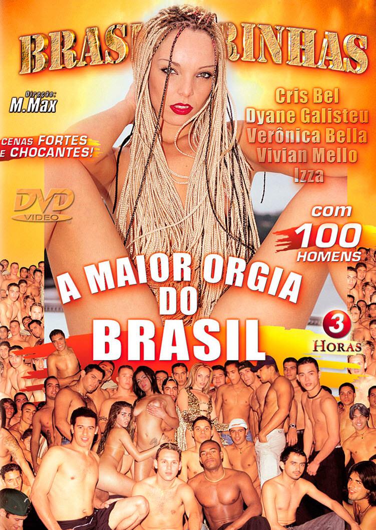 A Maior Orgia Do Brasil